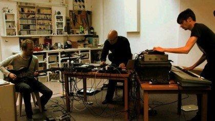Brian Eno with Jon Hopkins & Leo Abrahams