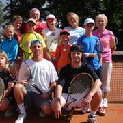 Теннисная академия (академия тенниса) BrilTennis в Чехии группа в Моем Мире.