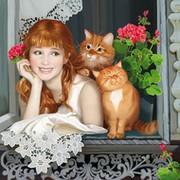 Svetlana K on My World.
